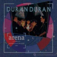 CDs de Música: DURAN DURAN - ARENA - CD. Lote 38031026