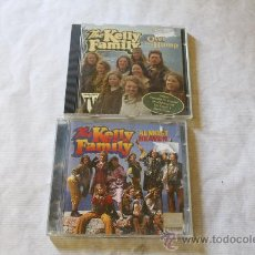 CDs de Música: THE KELLY FAMILY 2 CD. Lote 38041007