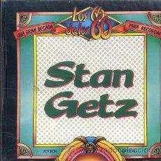CDs de Música: STAN GETZ (CD VERVE 1993) VER TEMAS. Lote 38079699