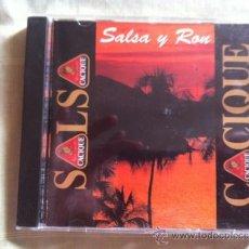 CDs de Música: CD SALSA Y RON-VARIOS. Lote 38097635
