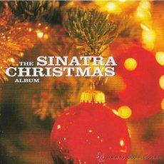 CDs de Música: FRANK SINATRA- THE SINATRA CHRISTMAS ALBUM. CD. Lote 38170050