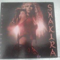 CDs de Música: SHAKIRA TE DEJO MADRID CD-SINGLE PROMO SPAIN ONLY UNIQUE MUY MUY RARO. Lote 38171978