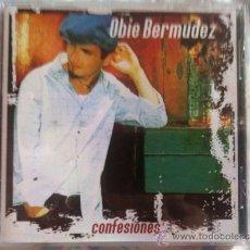CDs de Música: CD OBIE BERMUDEZ-CONFESIONES. Lote 38192191