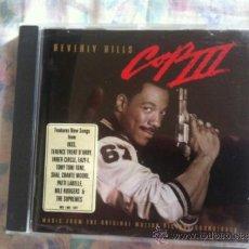 CDs de Música: CD BEVERLY HILLS-COP III-VARIOS. Lote 38192509