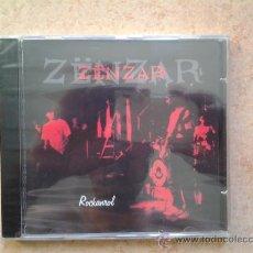 CDs de Música: ZENZAR - ROCKANROL - ROCK GALEGO - PRECINTADO. Lote 155069898
