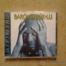 CDs de Música: BARÓN YA BÚK-LU - MEDULÚ - PRECINTADO. Lote 155195886