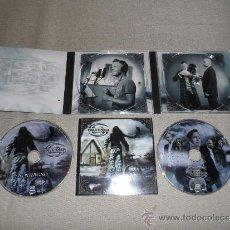 CDs de Música: FALCONER - NORTHWIND DIGI PACK CD+DVD 2006 METALLICA MEGADETH AC DC MANOWAR DIO UDO. Lote 38289389