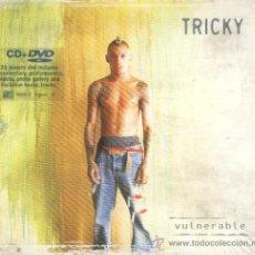 CDs de Música: TRICKY VULNERABLE (NUEVO). Lote 38296938