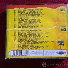 CDs de Música: CD DOBLE-CARIBE 2001-VARIOS. Lote 38306620