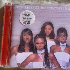 CDs de Música: CD DESTINY'S CHILD-THE WRITING'S ON THE WALL. Lote 38319907