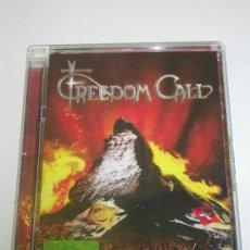 CDs de Música: FREEDOM CALL - LIVE IN HELLVETIA - CONCIERTO - 2 DVD. Lote 38319917