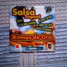 CDs de Música: CD RITMOS DE ORO DE LA OPINION: SALSA TROPICAL. Lote 38330695