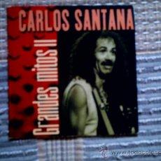 CDs de Música: CD GRANDES MITOS II: CARLOS SANTANA. Lote 38330726