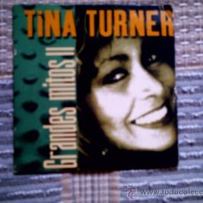 CDs de Música: CD GRANDES MITOS II: TINA TURNER. Lote 38330821