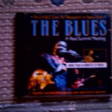 CDs de Música: CD THE BLUES. A REAL SUMMIT MEETING (RECORDED LIVE AT NEWPORT IN NEW YORK). Lote 38331474