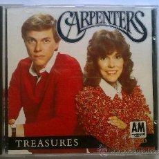 CDs de Música: CARPENTERS- TREASURES. Lote 38332182