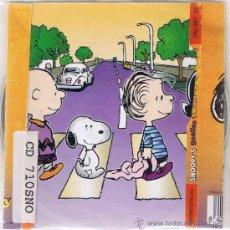 CDs de Música: CD - SNOOPY'S - BEATLES - CLASSIKS ON TOYS - MUSICA DIVERTIDA PER A INFANTS. Lote 38372558