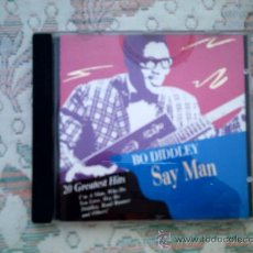 CDs de Música: CD BO DIDDLEY: SAY MAN. Lote 38356917