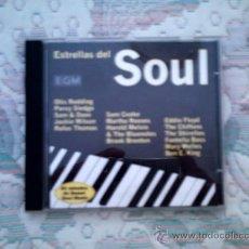 CDs de Música: CD ESTRELLAS DEL SOUL (EGM). Lote 38357490
