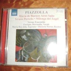 CDs de Música: PIAZZOLLA. MARIA DE BUENOS AIRES SUITE . CD EDICION EXTRANJERA. Lote 38359204