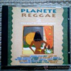 CDs de Música: CD PLANETE REGGAE 2: THE BEST OF REGGAE MUSIC. Lote 38368197