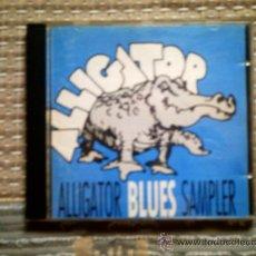 CDs de Música: CD ALLIGATOR BLUES SAMPLER. Lote 38368288