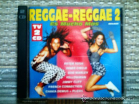 CD REGGAE-REGGAE 2 ES MUCHO MAS (DOBLE CD) (Música - CD's Reggae)