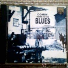CDs de Música: CD COMIN´ HOME THE BLUES. Lote 38368638