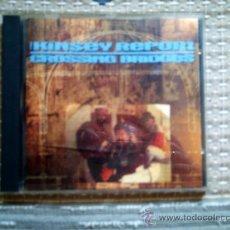 CDs de Música: CD THE KINSEY REPORT: CROSSING BRIDGES. Lote 38368658