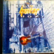 CDs de Música: CD THE BLUES GUITAR BOX CD 3. Lote 38368686