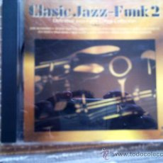 CDs de Música: CD CLASIC JAZZ-FUNK 2. Lote 38368705