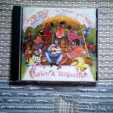 CDs de Música: CDTAJ MAHAL, LINDA TILLERY & THE CULTURAL HERITAGE CHOIR Y ERIC BIBB: SHAKIN A TAILFEATHER. Lote 38369274