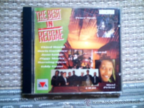 CD THE BEST IN REGGAE (Música - CD's Reggae)