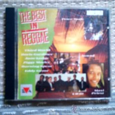 CDs de Música: CD THE BEST IN REGGAE. Lote 38369308