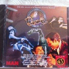 CDs de Música: CD LA GRAN ENCICLOPEDIA DEL CINE 1928-1939-MAN-VARIOS. Lote 38407051