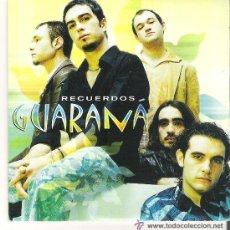 CDs de Música: CD SINGLE CON LOS TEMAS 'RECUERDOS' Y 'AY CARMELA' DE GUARANÁ . Lote 38379544