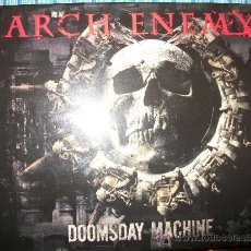 CDs de Música: CD+DVD ARCH ENEMY – DOOMSDAY MACHINE – SPECIAL PACKAGING – LIMITED EDITION - DEATH METAL. Lote 38392274