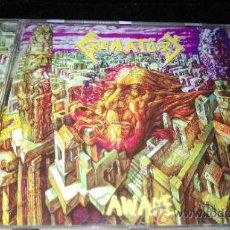 CDs de Música: CREMATORY - AWAKE. Lote 38392569