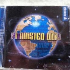 CDs de Música: CD TWISTED WORLD ARTISTS-IT'S A TWISTED WORLD. Lote 49354389