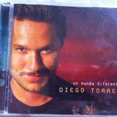 CDs de Música: CD DIEGO TORRES-UN MUNDO DIFERENTE. Lote 38432781