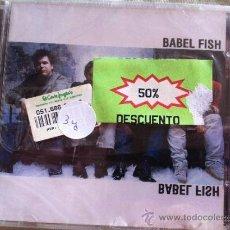 CDs de Música: CD BABEL FISH-BABEL FISH. Lote 38437074