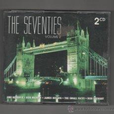 CDs de Música: 2 CD THE SEVENTIES VOLUME 2 - 28 CANCIONES -. Lote 38442949
