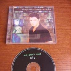 CDs de Música: CD - ALEJANDRO SANZ - MAS - EDITION SPANISH. Lote 38445310