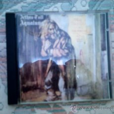 CDs de Música: CD JETHRO TULL: AQUALUNG. Lote 38454191