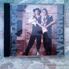CDs de Música: CD THE VAUGHAN BROTHERS: FAMILY STYLE. Lote 38455101
