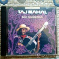 CDs de Música: CD TAJ MAHAL: THE COLLECTION. Lote 38455456