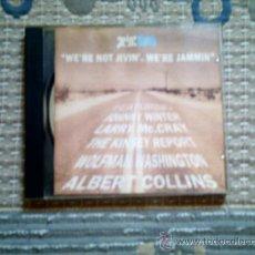 CDs de Música: CD POINTBLANK: WE´RE NOT JIVIN´, WE´RE JAMMIN. Lote 38455475