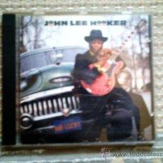 CDs de Música: CD JOHN LEE HOOKER: MR. LUCKY. Lote 38455534