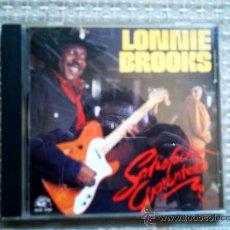 CDs de Música: CD LONNIE BROOKS: SATISFACTION GUARANTEED. Lote 38455607