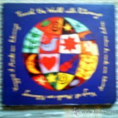 CDs de Música: CD PUTUMAYO: TRAVEL THE WORLD WITH PUTUMAYO. Lote 38455675